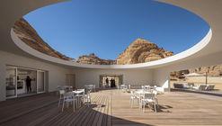 Centro de Visitantes Desert X AlUla / KWY.studio