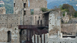 Restoration of Castello dei Doria a Dolceacqua / LD+SR architetti