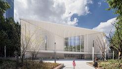 Shangyin Opera House  / Christian de Portzamparc