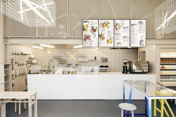 Urban/Soup Market Fit for Soup Start-up / Designliga, © Andreas Hoernisch