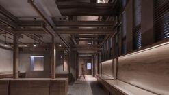 Nanjing Jingjian Lawyer Museum / Inch Condensation Architectural Design