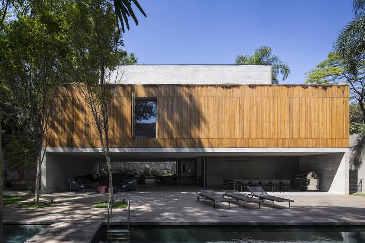 Casa 3V / Studio MK27 - Marcio Kogan + Beatriz Meyer + Carolina Castroviejo, © Fernando Guerra | FG+SG
