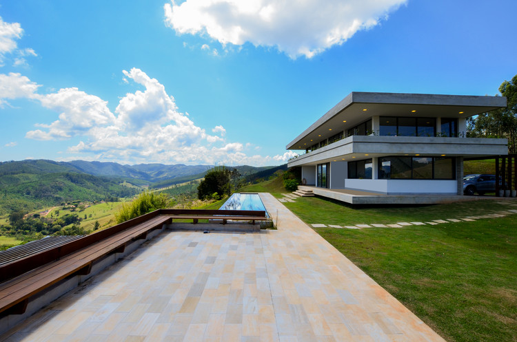 Ibinamoa House / Patricia Troster Rodrigues Alves, © Henry Nakayama