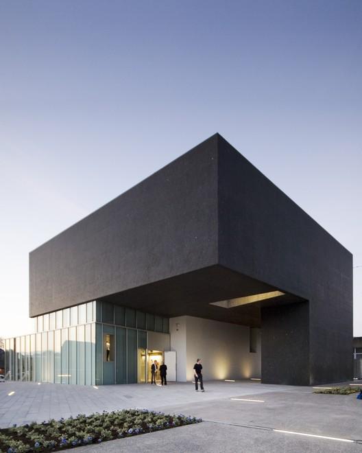 Solstice Arts Centre. Image © Ros Kavanagh