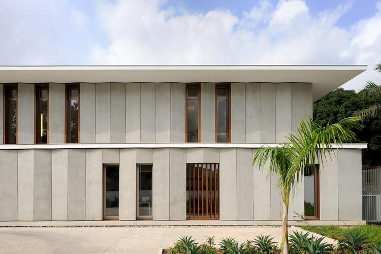 Embaixada Francesa em Accra / Segond-Guyon Architectes, © Studio Erick Saillet