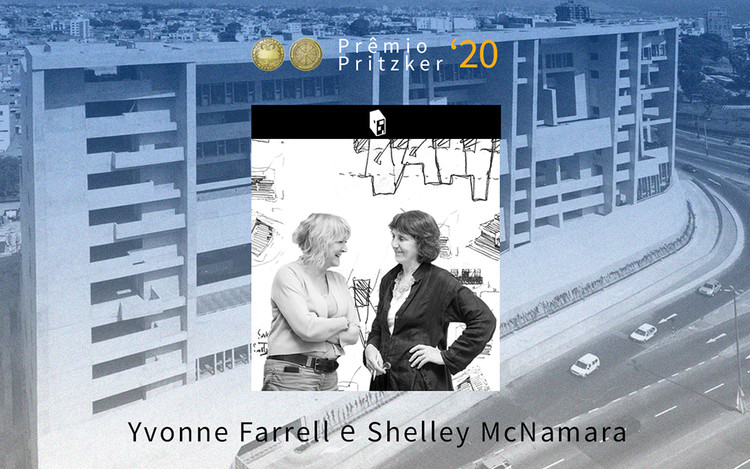 Yvonne Farrell e Shelley McNamara recebem o Prêmio Pritzker 2020, Cortesia de ArchDaily by Danae Santibáñez