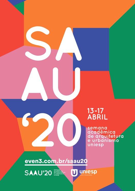 SAAU'20 - Semana Acadêmica de Arquitetura e Urbanismo do UNIESP , SAAU'20 - Semana Acadêmica de Arquitetura e Urbanismo do UNIESP.  Fonte: NUCOM - Núcleo de Comunicação UNIESP