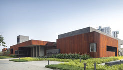 Club Centrum / Abin Design Studio
