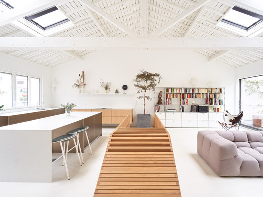 Attic Reform in Paris / 05 AM Arquitectura