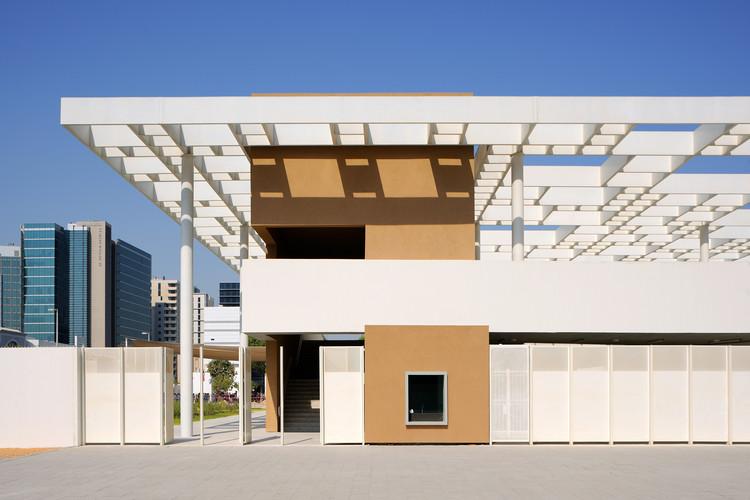 Lycée Français Louis Massignon / Segond-Guyon Architectes, © Studio Erick Saillet