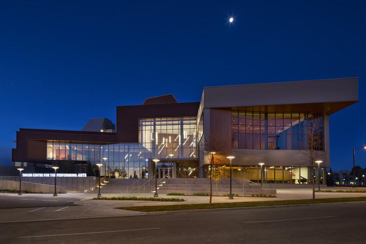 Centro Taylor para las Artes Escénicas de la Universidad Mount Royal / Pfeiffer, © Ema Peter