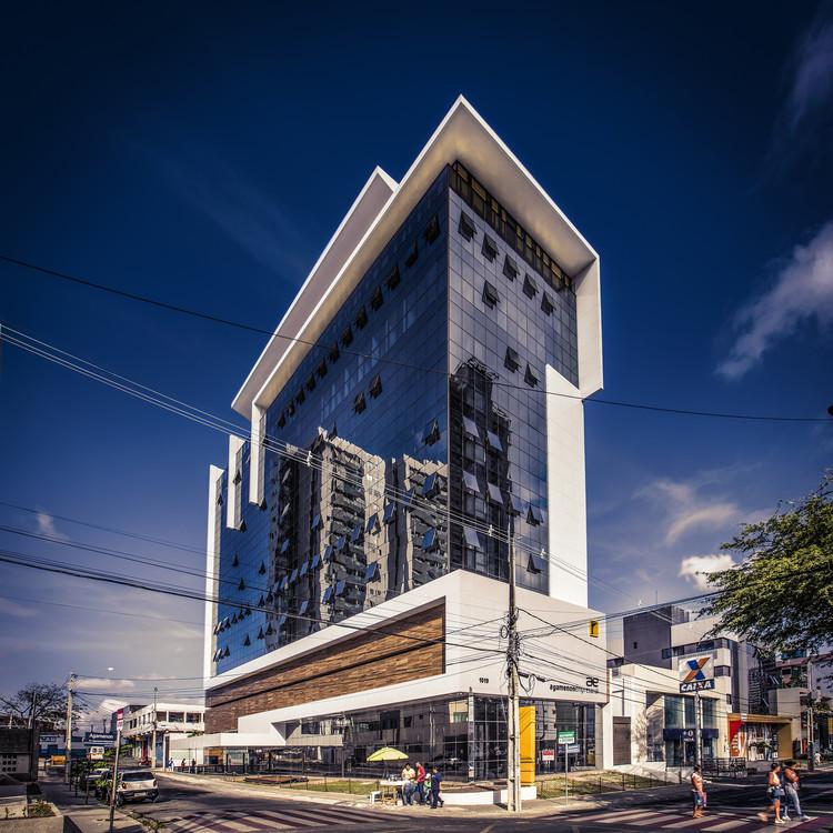 Edifício Agamenon Empresarial / Jirau Arquitetura, © Jackson Carvalho
