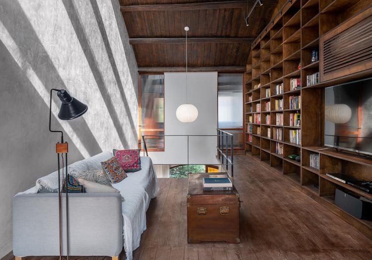 Tos House / OFFICE COASTLINE, © Alessandro Wang
