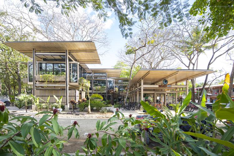 Centro atlético Costa Rica / Studio Saxe, © Andres Garcia Lachner