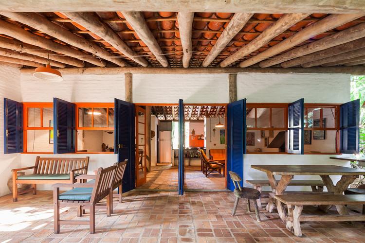 Clássicos da Arquitetura: Casa Praia Vermelha / Königsberger Vannucchi Arquitetos Associados, © Pedro Vannucchi