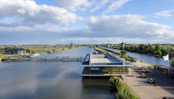 Visitor Center Unesco World Heritage Site Kinderdijk / M& DB Architecten