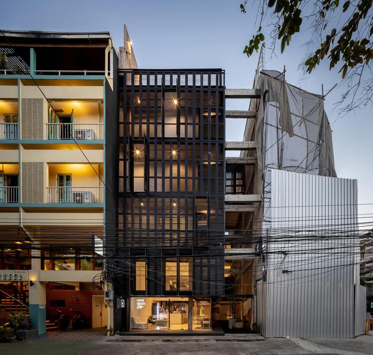 PA PRANK / IDIN Architects, © Ketsiree Wongwan