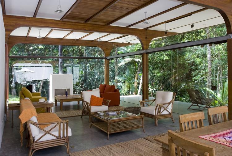 Casa das Saíras / Kruchin Arquitetura, © Sérgio Guerini