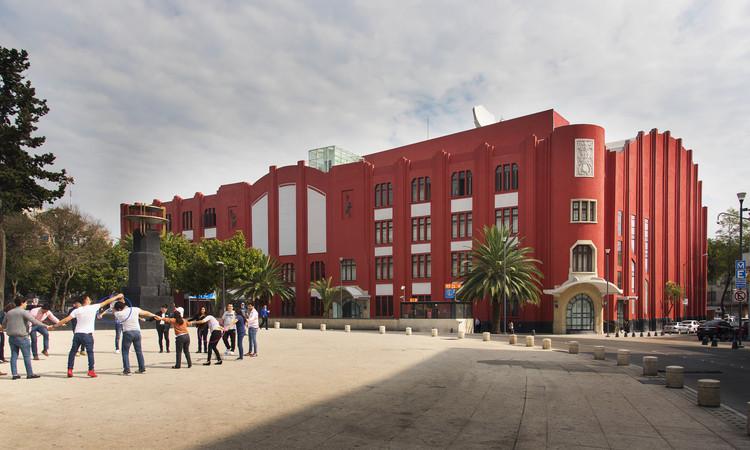 Frontón México / Moyao Arquitectos, © Jaime Navarro