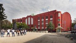 Frontón México / Moyao Arquitectos