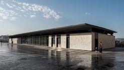 Reforma del Edificio Portaviones / VAUMM