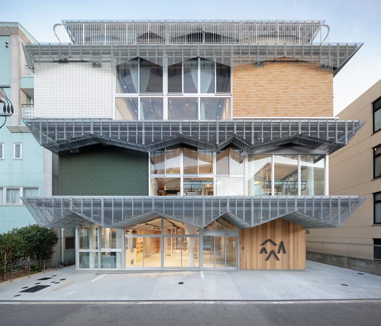 PALETTE Workspace for Continuous Employment  / A Nomad Sub + nanometer architecture, © Takumi Ota