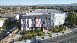 Edwina Benner Plaza / David Baker Architects