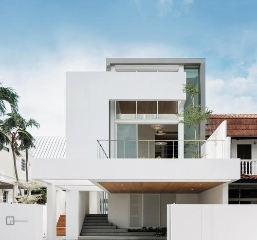 Casa ensamblada / Park + Associates