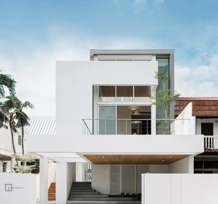 Casa ensamblada / Park + Associates, © Studio Periphery