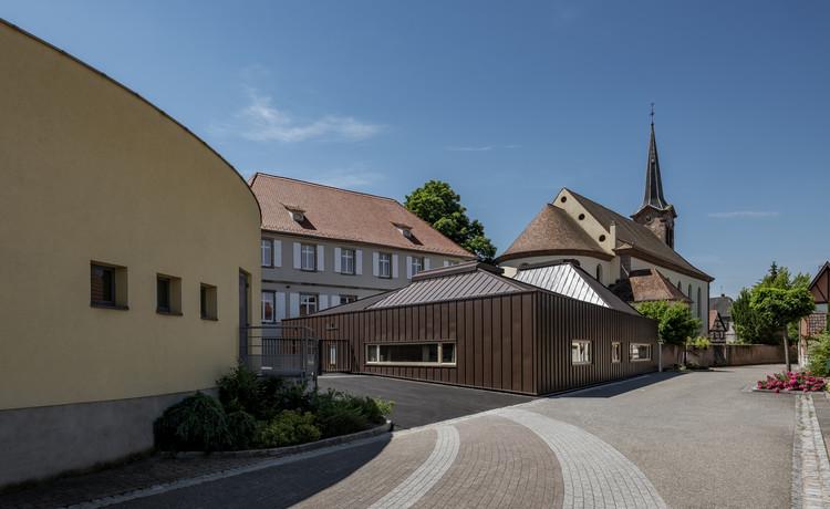 René Cassin School Complex / Agence MW, © Stéphane Spach