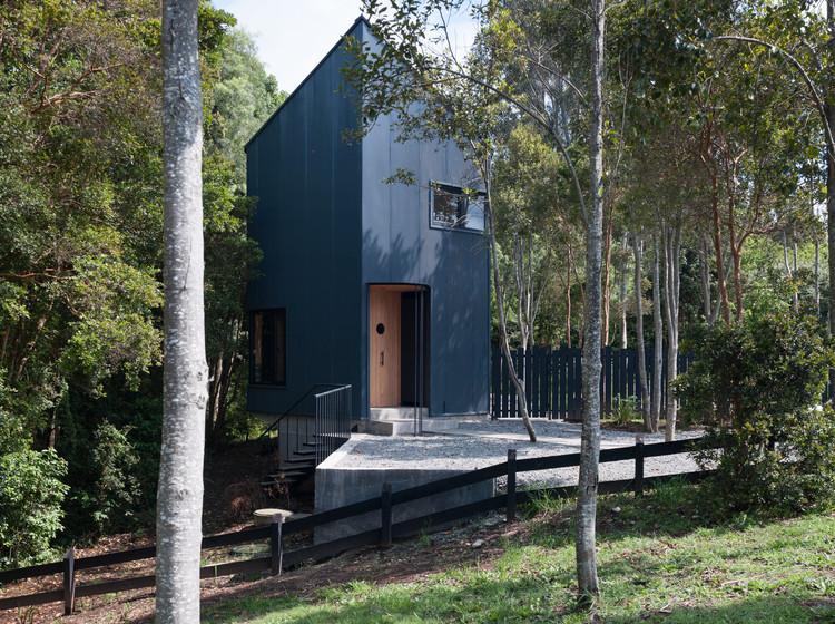Casa Komorebi  / DRAA, © Felipe Camus