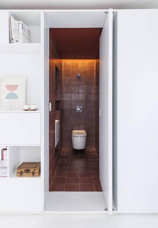 © Маира Акаяба. Апартаменты Pantone / AR Arquitetos