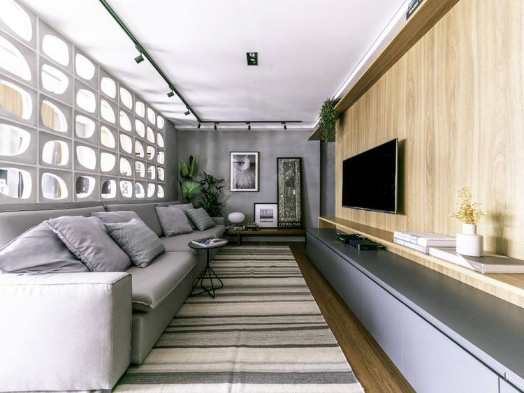 Apartamento Cobogó / Pietro Terlizzi Arquitetura, © Guilherme Pucci