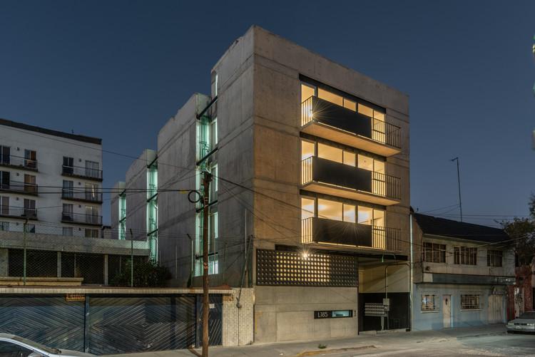 Edificio LT185 / ZD+A, © Jaime Navarro