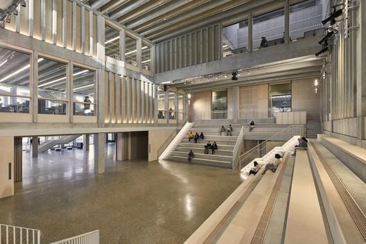Kingston University Townhouse. Image © Ed Reeve