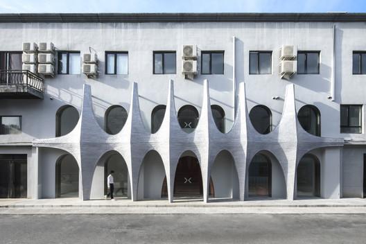 Estudio fotográfico Masquerade / 123 architects