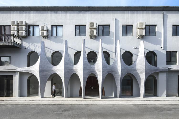 Estudio fotográfico Masquerade / 123 architects, © Weiqi Jin