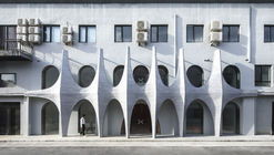 Masquerade Photography Studio / 123 architects