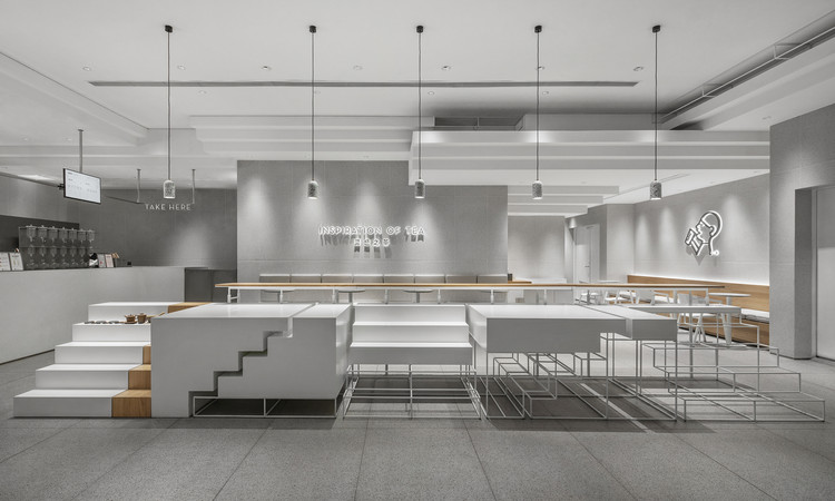 HEYTEA at One Avenue / MOC DESIGN OFFICE, © Xiaocong Nie