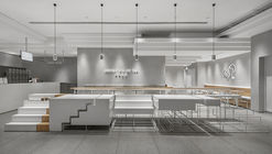 HEYTEA at One Avenue / MOC DESIGN OFFICE