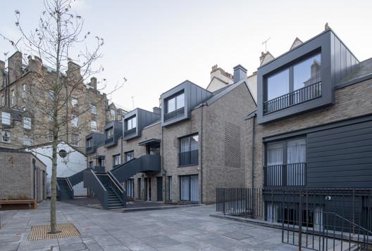 King's Stables Road / Fletcher Joseph Associates