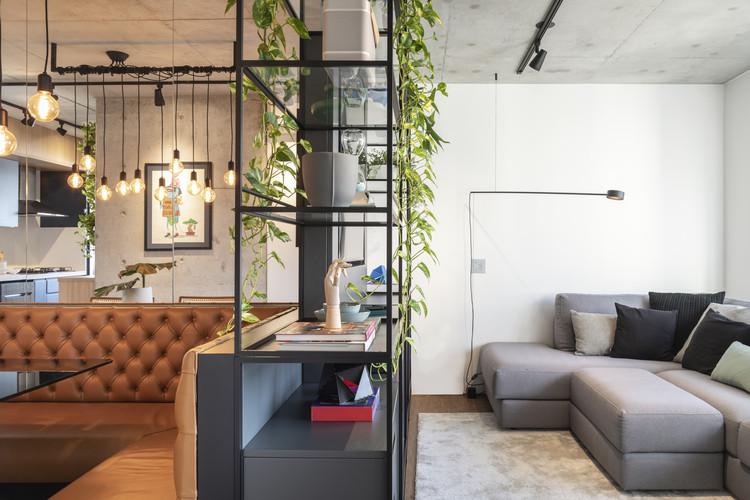 Apartamento MaxHaus / AS Arquitetas SP, © Evelyn Muller