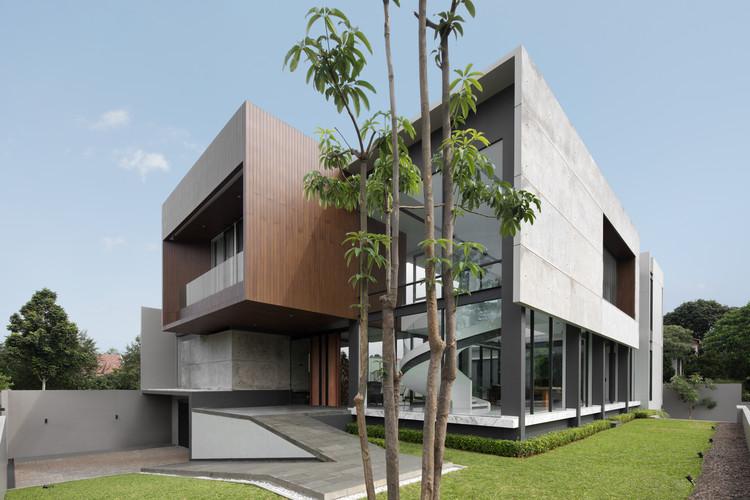 Casa BP / Rakta Studio, © Mario Wibowo Photography