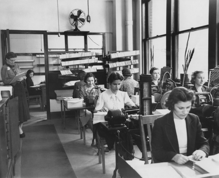 How Did the Evolution of Women's Role in Society Change the Built Environment? , via Shutterstock/ By Everett Collection