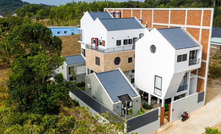 Apartamentos Michelia / P.I Architects, © Dinh Quang Thieu