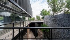 Instalações E55 La Calera / Bender Freiberg Arquitectos