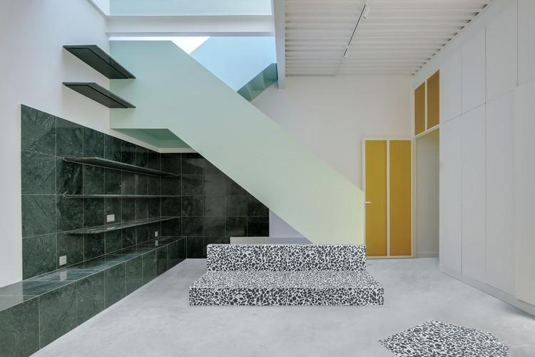 Moulin Loft / Ubalt architectes, Courtesy of Ubalt architectes