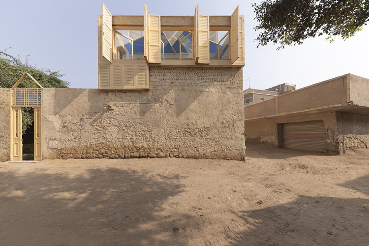 Residência Observatório de Quéops / Studio Malka Architecture, © Rayem