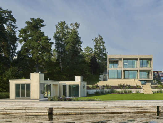 Villa Olsson / Anders Holmberg Arkitekter