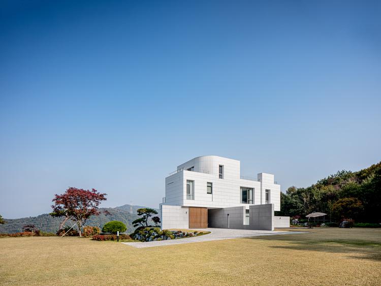 Residencia Yeoju / YKH Associates, © Dongwook Jung
